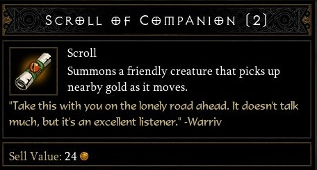 The tooltip.