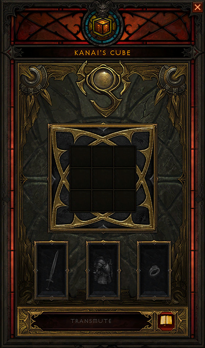 Diablo  Complete List Of Crafting