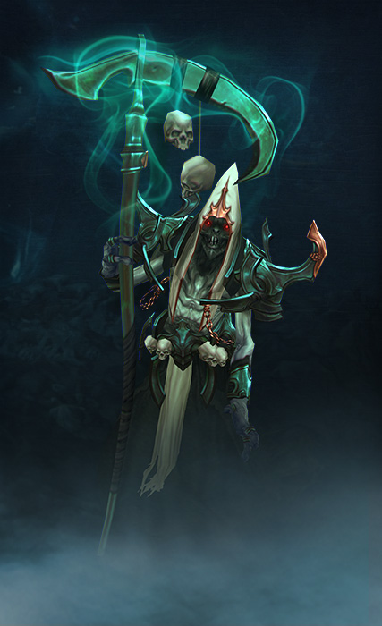 Summoner of the Dead.