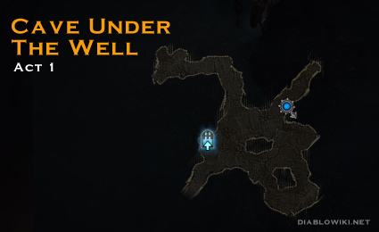 Cave under the well map.jpg