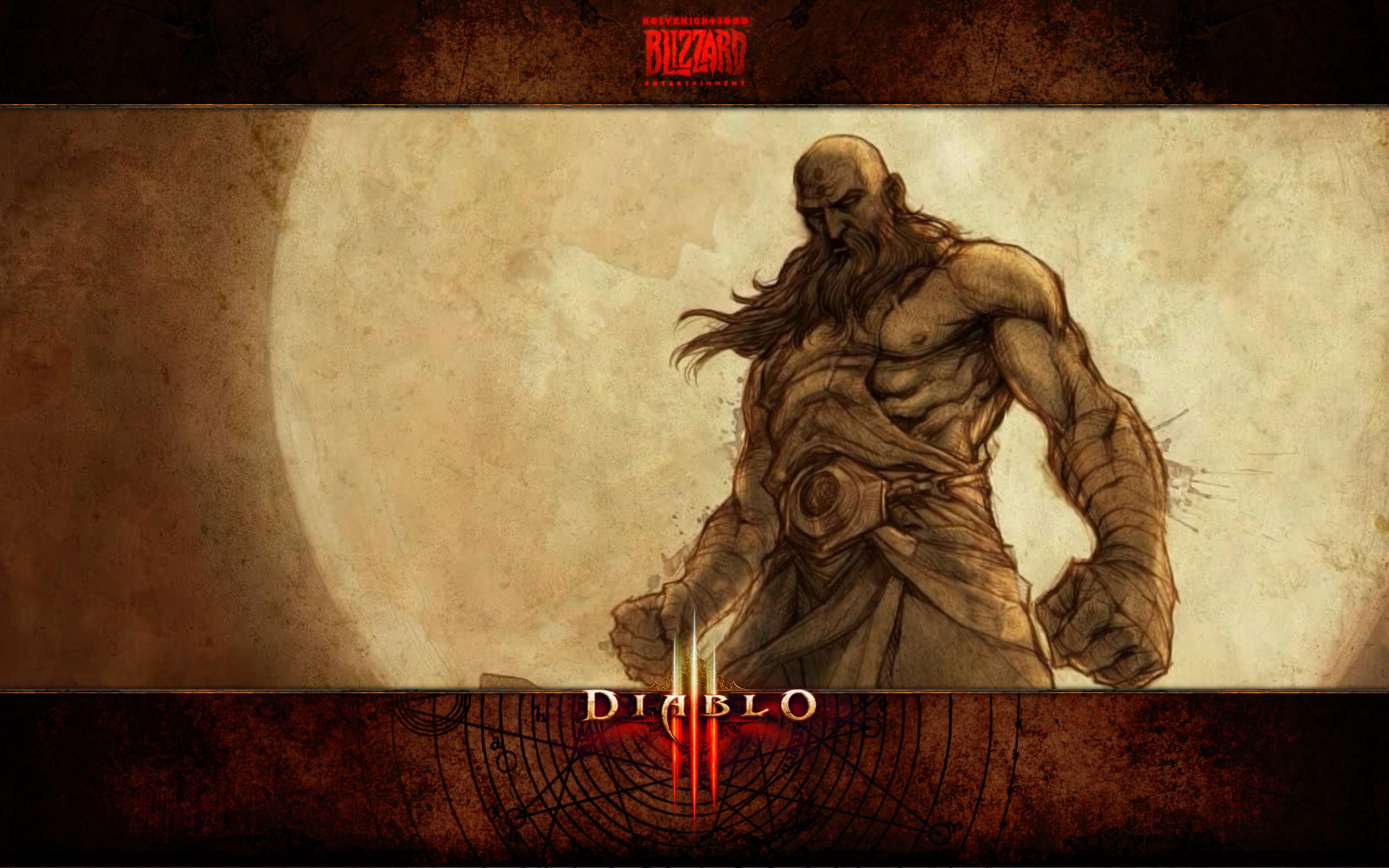 Diablo 3 nude monk fucking photo