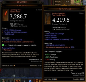 Ancient Items Diablo Wiki