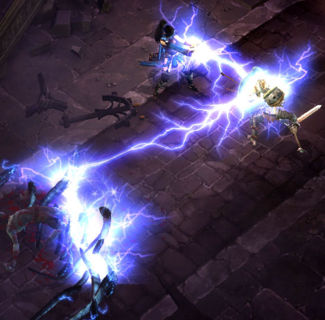 how to build ice sorceress in diablo 2
