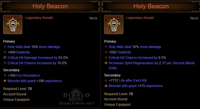 Diablo  Rings With Movement Speed