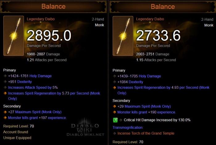 Balance - Diablo Wiki