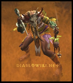 Witch Doctor - Diablo Wiki