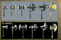 Axes - Diablo Wiki