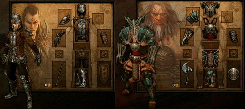 how to get specific set armor in diablo 3
