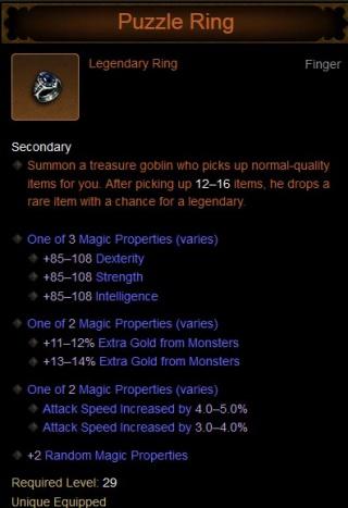 Puzzle Ring - Diablo Wiki