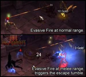 Evasive Fire - Diablo Wiki