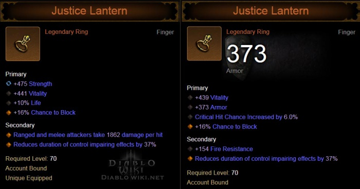 What A Primary On Rings Diablo
