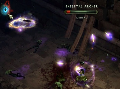 Arcane Torrent - Diablo Wiki