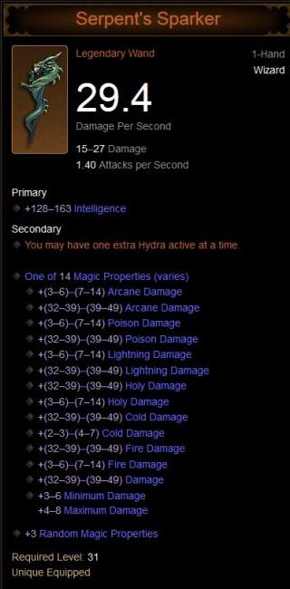hydra legendary diablo 3