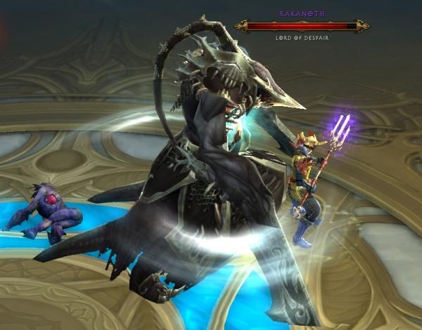 Diabolic Evolution: Izual | BlizzPro's Diablo