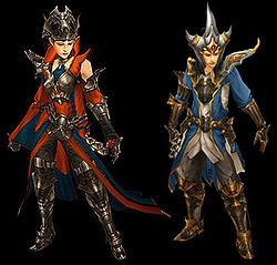Crafting Highlevel Armor Diablo