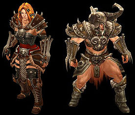 barbarian diablo 3 armor - photo #14