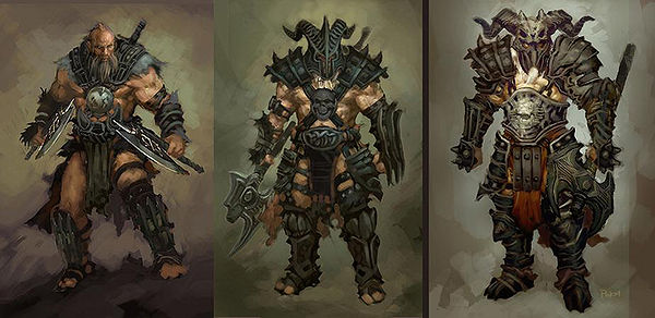 barbarian diablo 3 armor - photo #2