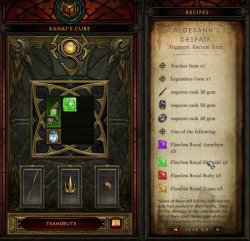 how to open portal to greed diablo 3