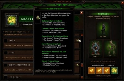 Haedrig's Gift - Diablo Wiki