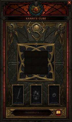 Kanai's Cube - Diablo Wiki