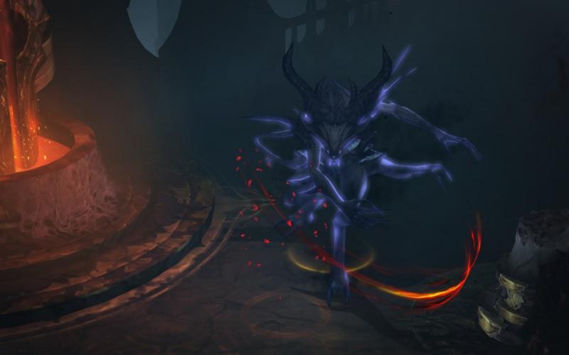 Diablo III - Патч 1.0.5. Адское устройство Infernal Machine. Дьявольщина.